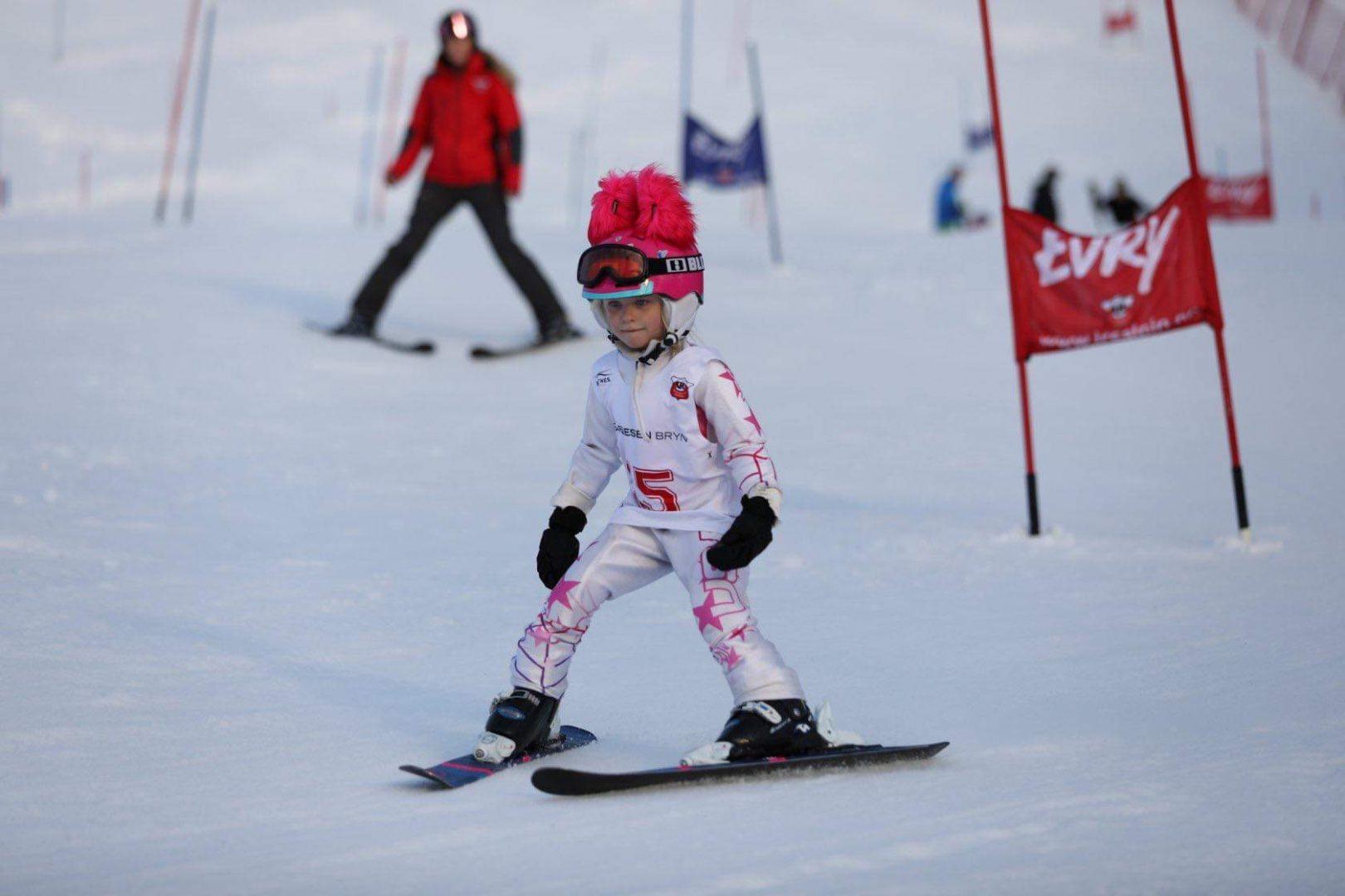 IRS utvider skitilbudet sitt i vinter.